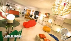Tendances - Collections de mobiliers vintage - 2015/10/27