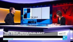 """The walk"", le funambule de l'extrême"