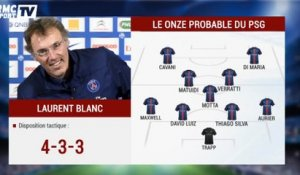 PSG/Real Madrid - Les compositions probables