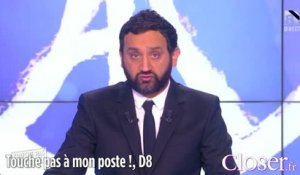 TPMP-Attentats de Paris : le touchant message de Cyril Hanouna