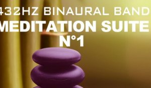 432 hz Binaural Band - Meditation Suite N°1
