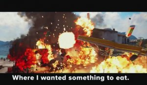 Just Cause 3- Trailer de lancement