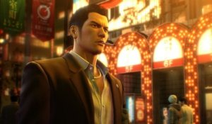 Yakuza 0 - Trailer PlayStation Experience 2015
