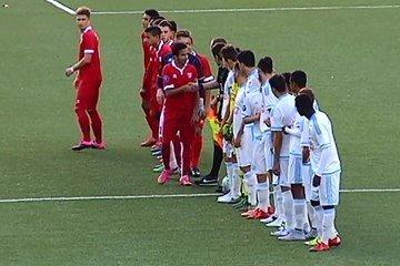 U19 National Nimes 0 0 Om Le Resume Video Sur Orange Videos