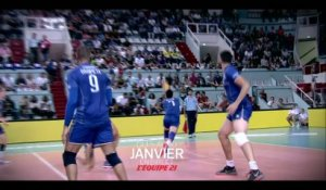 VOLLEY BALL - TOURNOI DE QUALIFICATION OLYMPIQUE RUSSIE / FRANCE : BANDE-ANNONCE