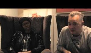 Skunk Anansie interview - Skin & Mark (part 3)