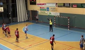 Handball N1M : USSE Handball - Grenoble SMH GUC : highlights