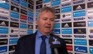 Guus Hiddink se contente du match nul