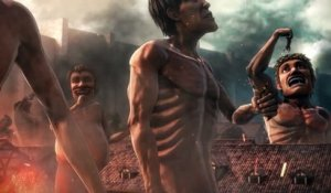Attack on Titan (PS4, PS3, PSV) - Publicité japonaise