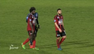 Football. National : Les Herbiers vs Châteauroux (3-4)