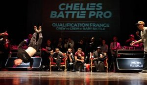 Qualification Marseille Battle Pro : Arabiq Flavour - France