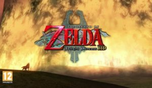 The Legend of Zelda - Twilight Princess HD - Bande-annonce de l'histoire (Wii U)