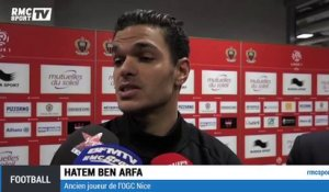 Nice : Ben Arfa tacle les supporters