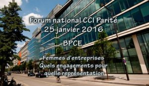 Introduction - Forum CCI Parité