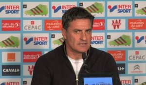 Foot - L1 - OM : Michel «On sait que c'est possible»