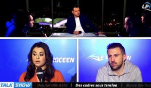 Talk Show : un vestiaire sous tension ?