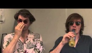 My First Album: Sam and Will from Palma Violets