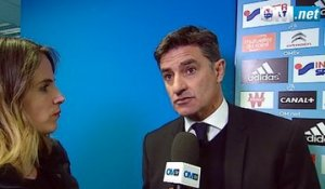 Michel : «On n'a pas su tuer le match»