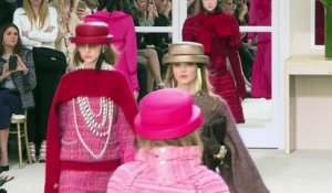 Fashion week de Paris: le défilé Chanel