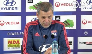 OL : l'incompréhension de Bruno Genesio