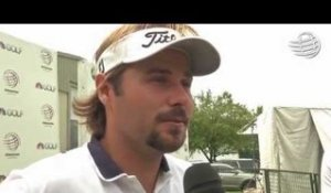 WGC - Bridgestone Invitational (T1) : La réaction de Victor Dubuisson