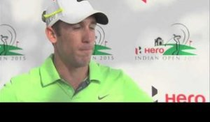 Hero Indian Open (T4) : La réaction de Romain Wattel