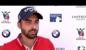 BMW SA Open (T4) : La réaction de Thomas Linard
