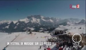 Coulisses - Rock the pistes - 2016/04/01