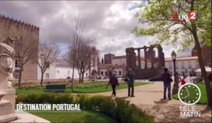 Partir - Destination Portugal - 2016/04/01