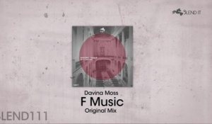 Davina Moss - F Music - Original Mix
