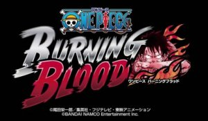 One Piece : Burning Blood - Bande-annonce