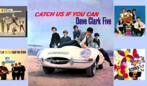 DAVE CLARK FIVE - Catch Us If You Can -Full Album