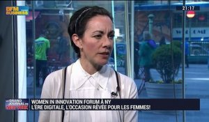 Women in innovation Forum à New York: L'ère digitale, l'occasion rêvée pour les femmes ! (2/2) - 16/04