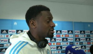 Foot - L1 - OM : Diaby «On voulait vraiment gagner ce match...»
