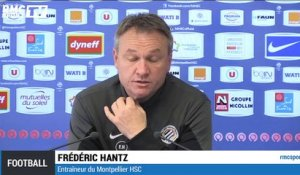"Hantz : ""On est capable de gagner contre Reims"""