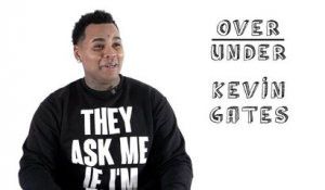Kevin Gates Rates Leonardo DiCaprio, Taylor Swift, and the Red Hot Chili Peppers | Over/Under