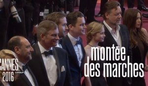 The Nice Guys (Shane Black) - Montée des Marches - Cannes 2016 CANAL+