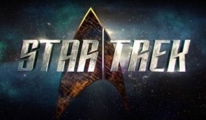 Star Trek - Television Logo and First Look Teaser Revealed