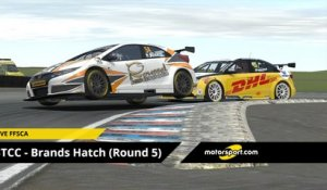 FFSCA - BTCC 2016 - Brands Hatch (Round 5)