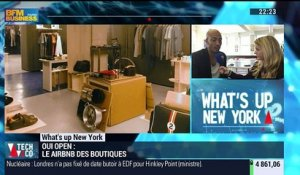 What's Up New York: Oui Open, le Airbnb des boutiques - 24/05