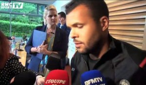 "Tsonga : ""Beaucoup de tristesse"""