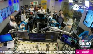 La grande blessure de Vacher (02/06/2016) - Best Of en images de Bruno dans la Radio