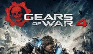 Extrait / Gameplay - Gears of War 4 (6 Minutes de Gameplay Solo - E3 2016)