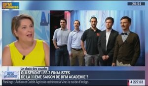 BFM Académie (7/7): Tilkee VS Medaviz VS Julie Desk VS Loisirs Enchères VS Digifood - 13/06
