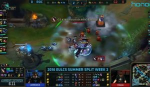 LCS Summer S6 Eu - Best-of Honor #2