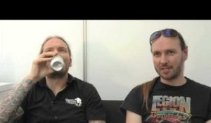 Legion of the Damned interview - Maurice & Twan