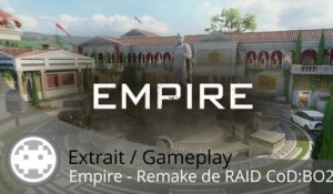 Extrait / Gameplay - Call of Duty: Black Ops 3 (Graphismes Remake RAID)