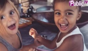 Penelope Scotland Disick et North West : Un mini duo trop craquant !