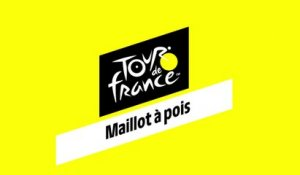 Guide du Tour de France : le maillot à pois