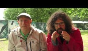 Dinosaur Jr. interview - Murph and Lou (part 1)